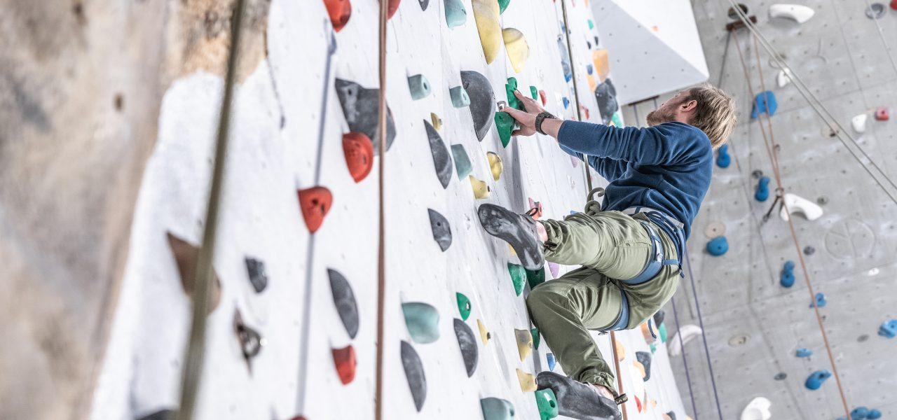 Zelfstandig klimmen
